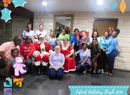 2019 Infant Holiday Bash