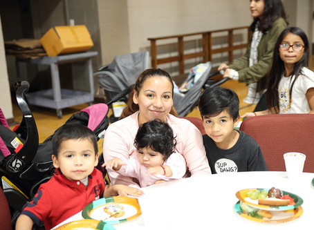Infant Holiday Bash 12/12/18