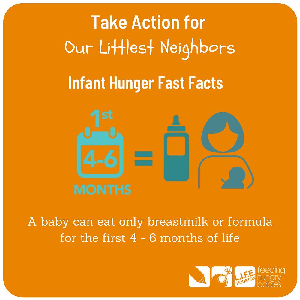 LIFE Houston baby food infant feeding info