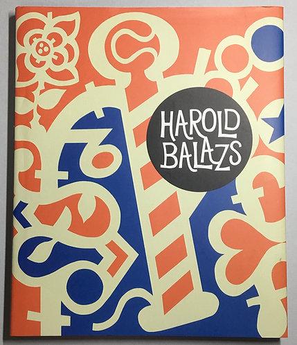 Harold Balazs(リトグラフ2枚付)