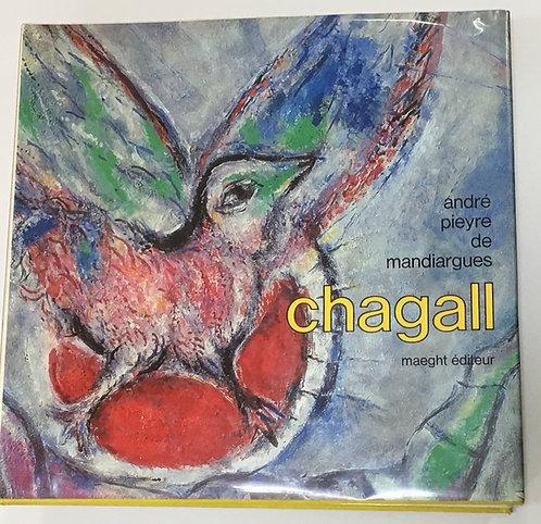 Chagall / マルク・シャガール画集(リトグラフ付)