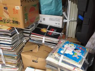 レコード、CDなど出張買取いたします