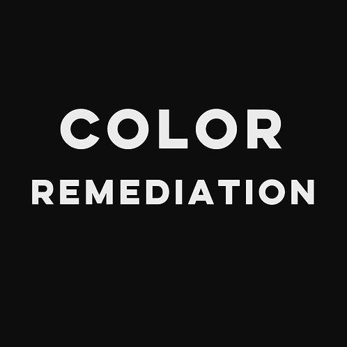 COLOR REMEDIATION SERVICES