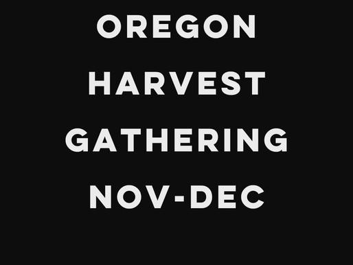 2019 Harvest Gathering
