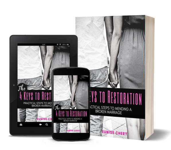 The 4 Keys to Restoration: Practical Steps to Mending a Broken Marriage
