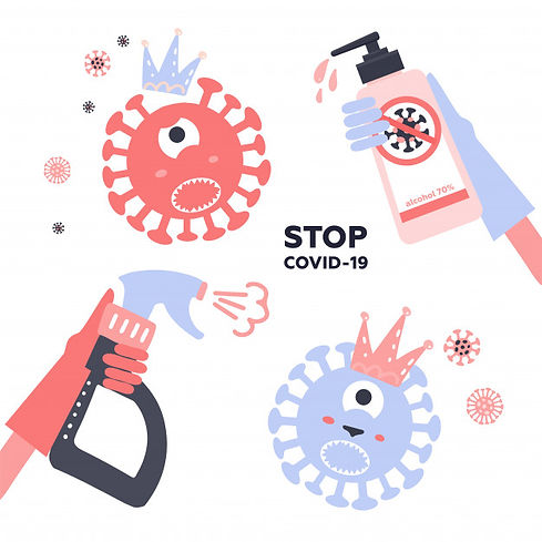 set-disinfection-coronavirus-stop-2019-n