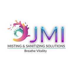 'Breathe Vitality' is synonymous with being fee, living and breathing, being energetic and growing as living beings. JMI Misting & Sanitizing Solutions is a family owned business. Our mission is to build sustainable misting and sanitization partnerships with our clients to ensure a safer environment for their customers and staff.  We believe that providing the highest quality anti-bacterial sanitization and misting solutions to our clients is a business and social responsibility. Sanitization is a practice, not a project!  Let us assist you with any of the following services or products:  •       Anti-bacterial sanitization and misting for your retail outlet, warehouse, office, residential home or school •       Thermometers •       Sanitization products