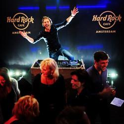 Hard Rock Cafe Amsterdam Silvan Stoet