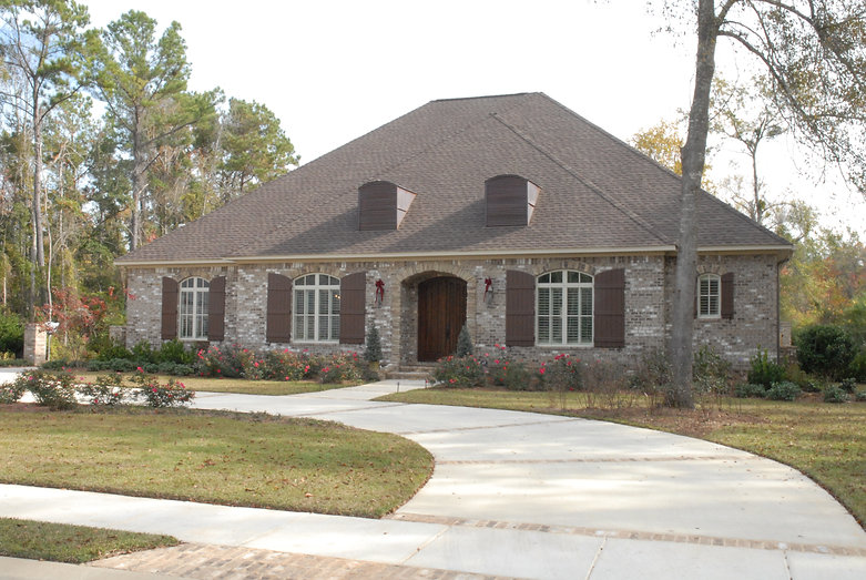 Luxury Custom Home located in Baldwin County