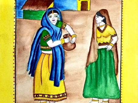 The Culture of an Indian Village: Simplified