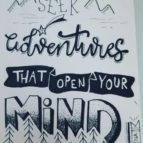 Be Little Adventurous!