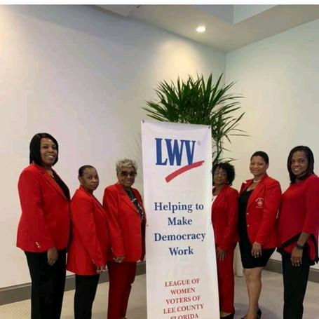 Political Awareness- League of Women Vot