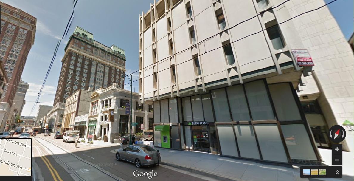 Corporate Location at 158 Madison