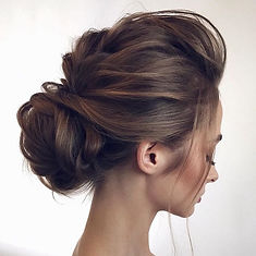Low-set-wedding-updo-2018-wedding-hair-t