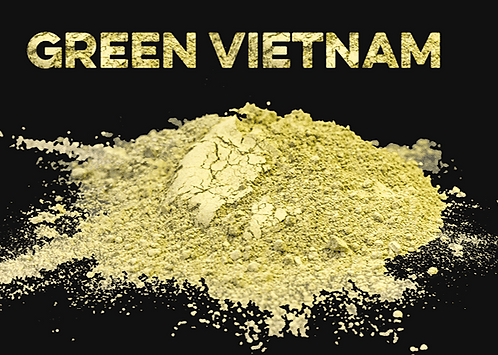 Green Vietnam Powder