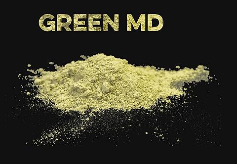 Green MD Powder