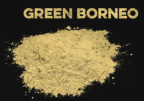Green Borneo Powder