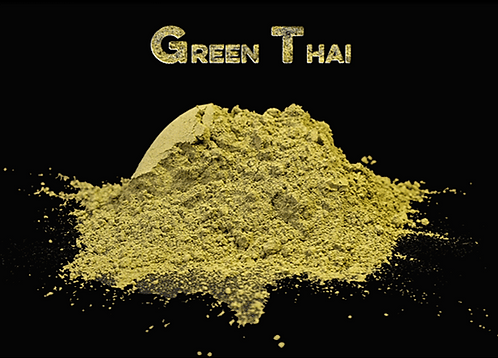 Green Thai Powder