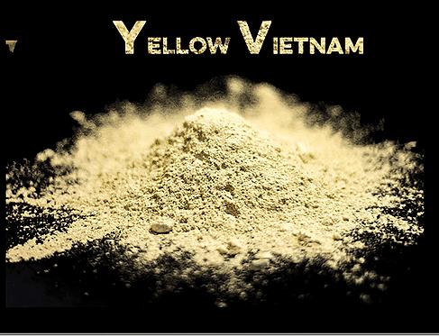 Yellow Vietnam Powder