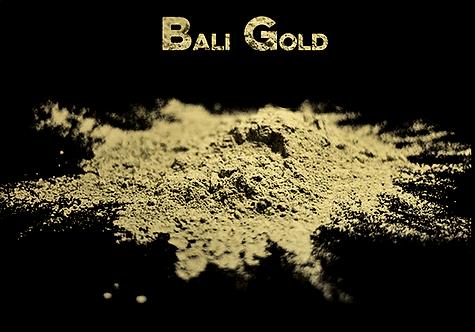 Bali Gold Powder