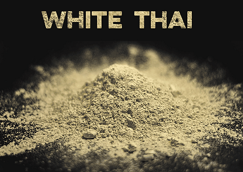 White Thai Powder