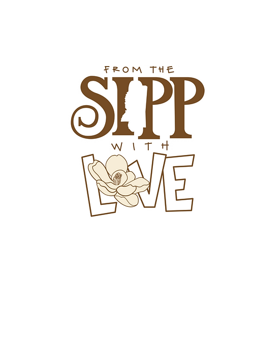 From The 'Sipp With Love Sticker