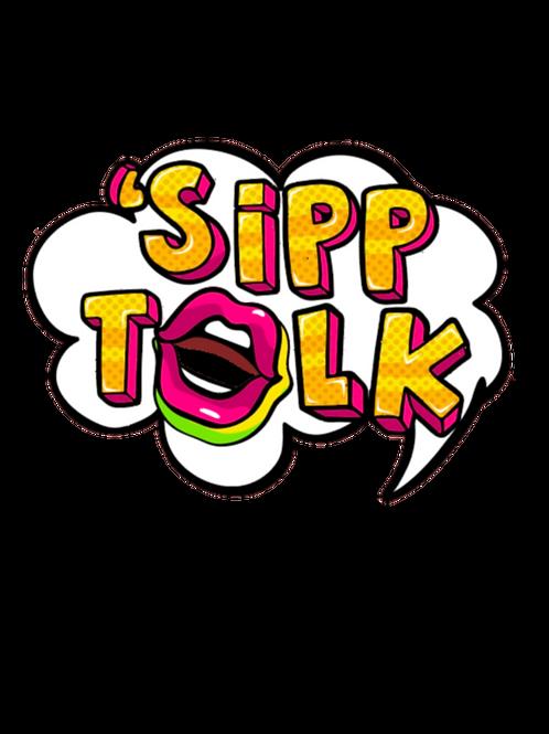 Original Sipp Talk Sticker