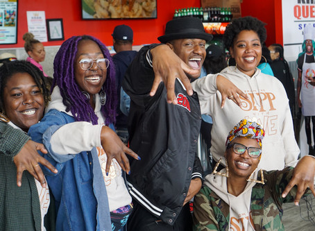 Kway Rogers (@BlameItOnKway) Opens His First Krab Queenz Grab and Go Location, in Mississippi