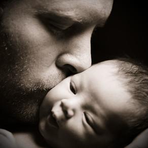 Otcovská poporodní péče