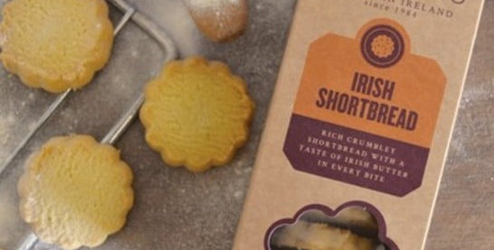 Hassetts Bakery Irish Shortbread