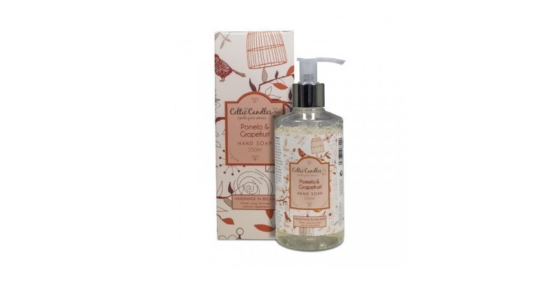 Celtic Candles Hand Soap