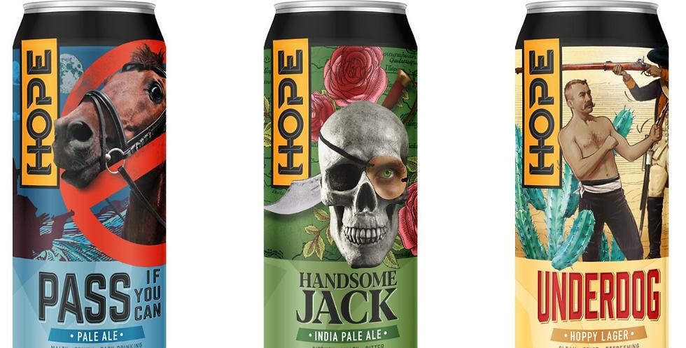 Hope Beers Individual