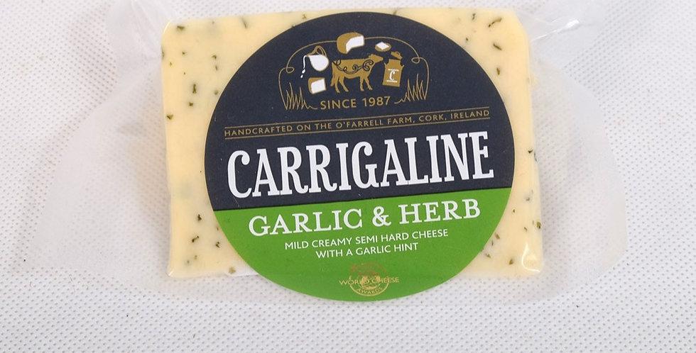 Carrigaline Beech Garlic & Herb Cheese 120g