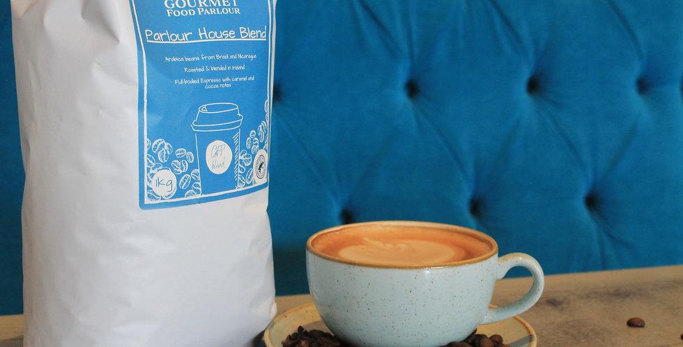 GFP Parlour House Blend Coffee 1kg
