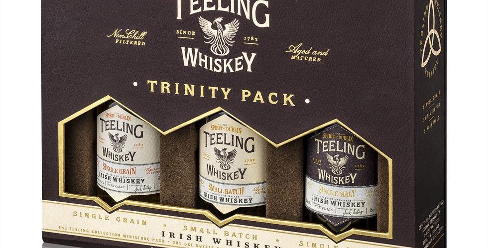 Teeling Whiskey Trinity Pack