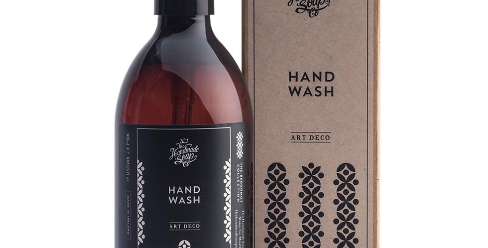 Handmade Soap Company Bergamot & Eucalyptus 'Art Deco' Hand Wash
