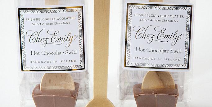 Chez Emily Hot Chocolate Swirl Stick
