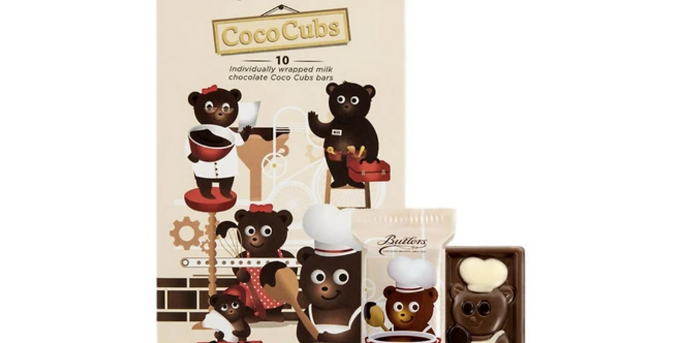 Butler's Coco Cubs Mini Bars 120g