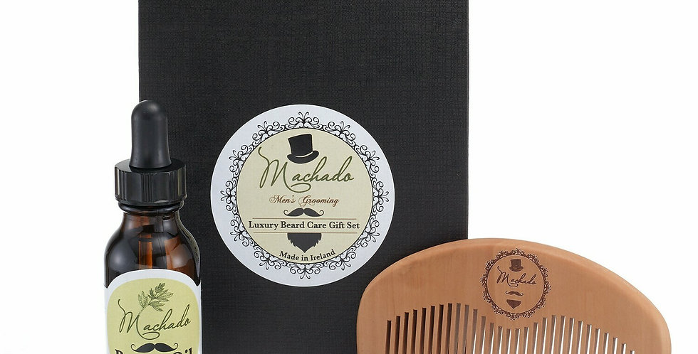 Machado Beard Care Kit