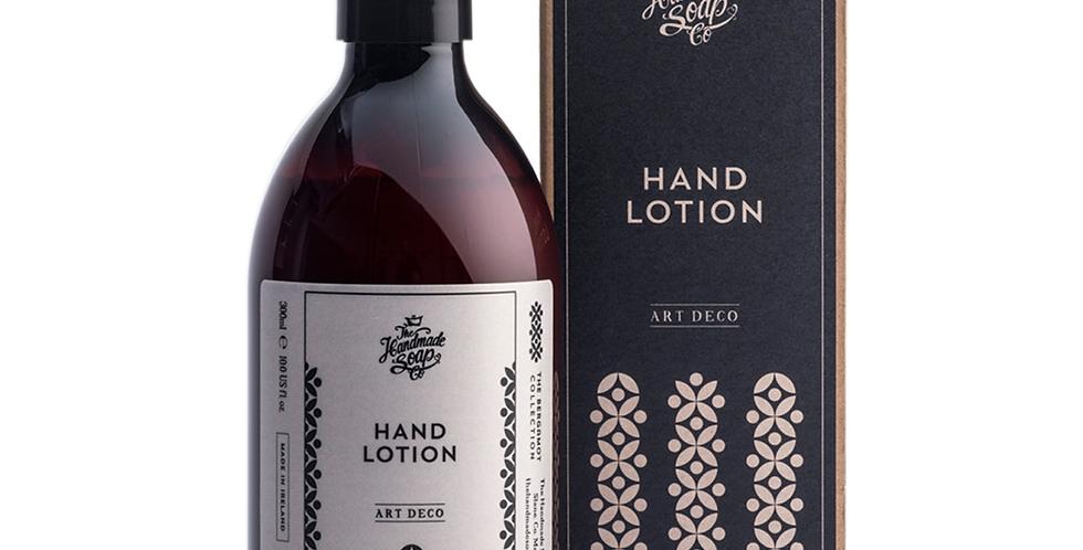 Handmade Soap Company Bergamot and Eucalyptus 'Art Deco' Hand Lotion
