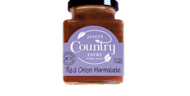 Janet's Country Fayre Red Onion Marmalade