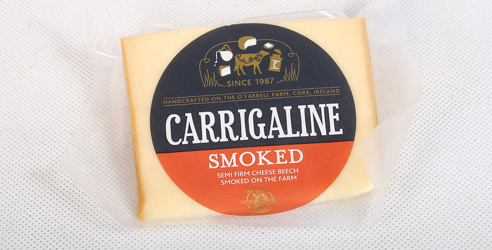 Carrigaline Beech Smoked Cheese 120g