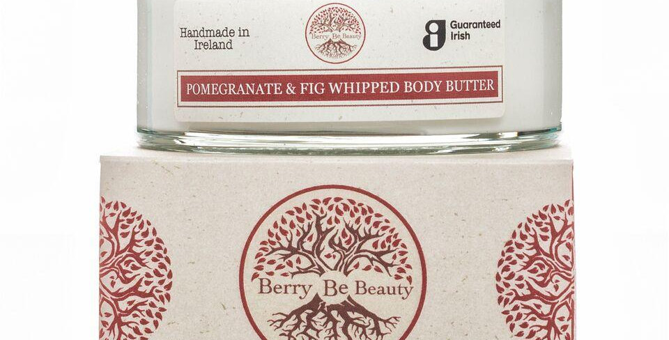 Berry Be Body Butter