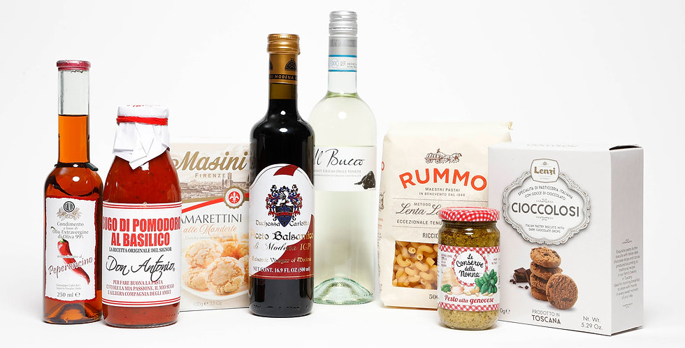 The Italian Job Gift Set