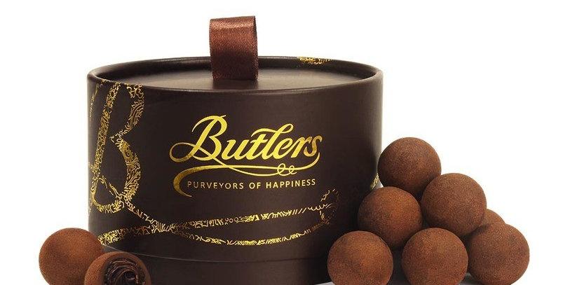 Butlers Dark Marc De Champagne Truffle Powder Puff 200g