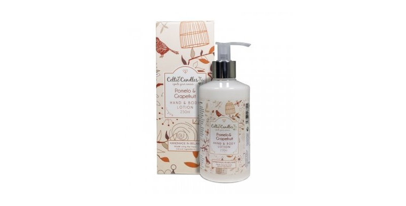 Celtic Candles Hand & Body Lotion