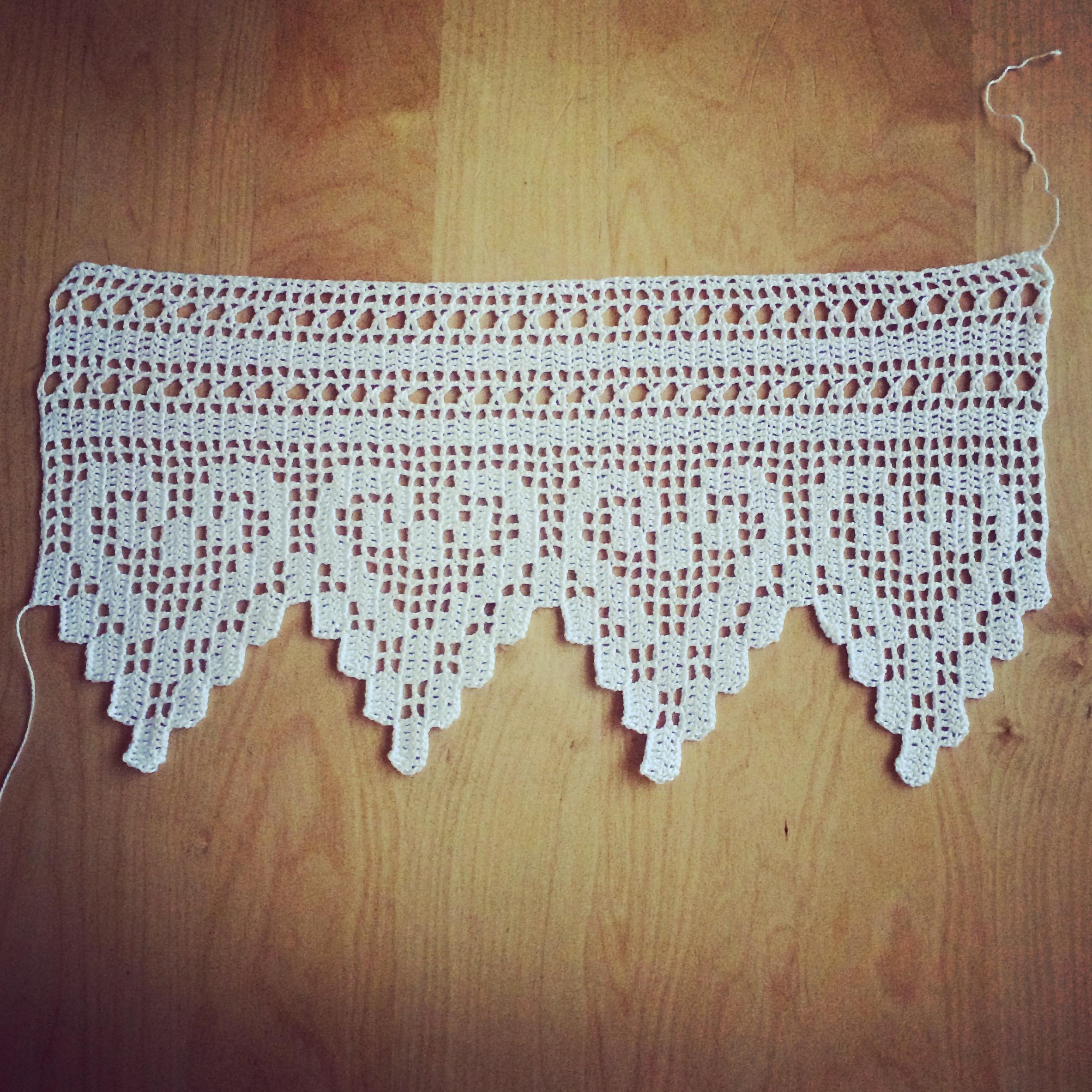 Exceptionnel Brise Bise Motif Coeur   1ère Partie | MyLittleCuteAmis   Amigurumi And  Crochet Blog With Free Patterns