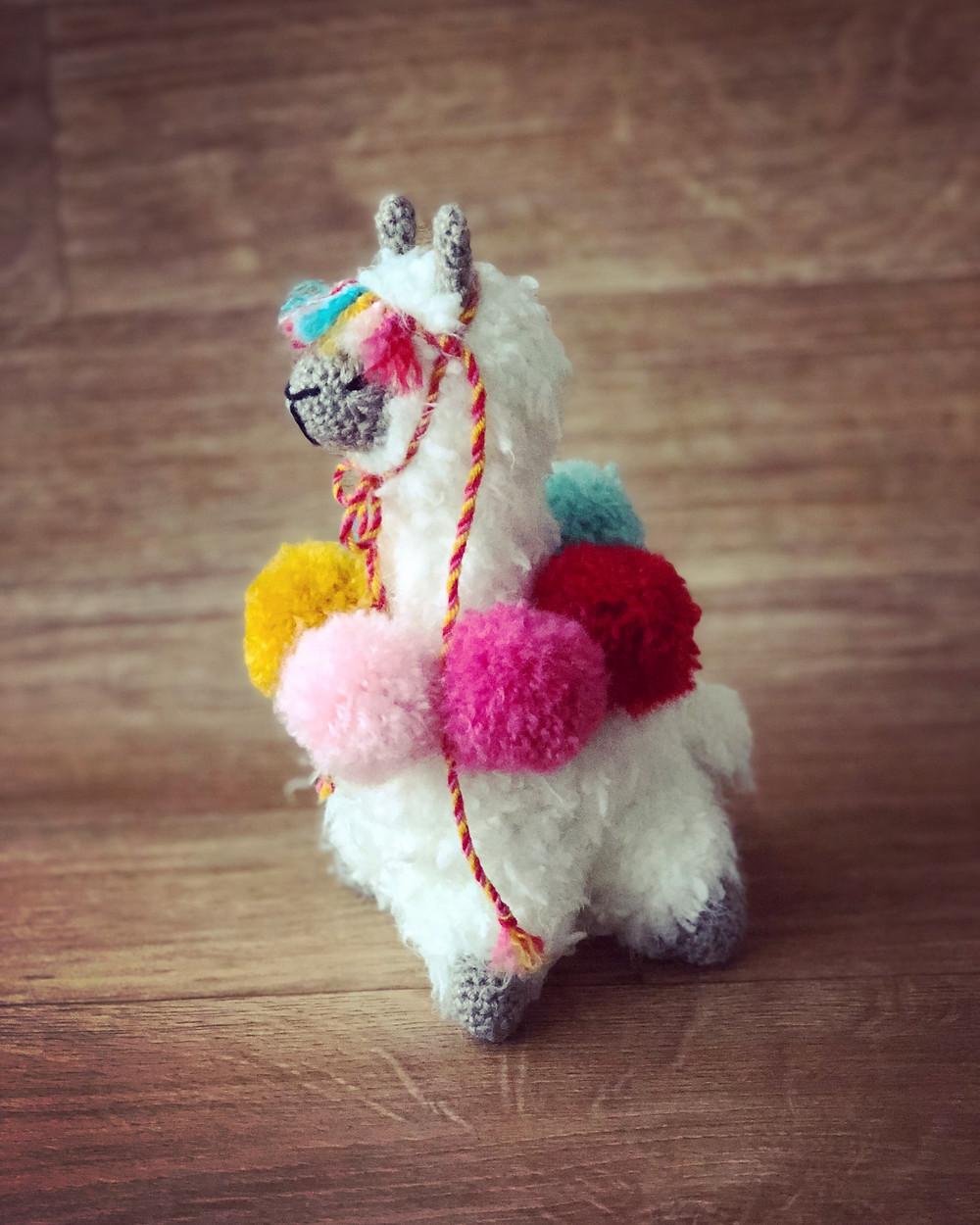 Alpaca Free crochet pattern by MyLittleCuteAmis