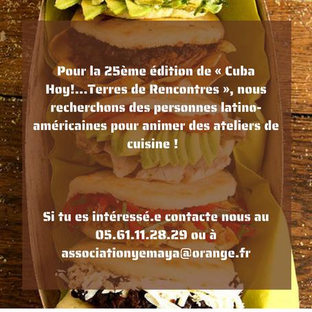 Cuba Hoy cherche des cuistos !
