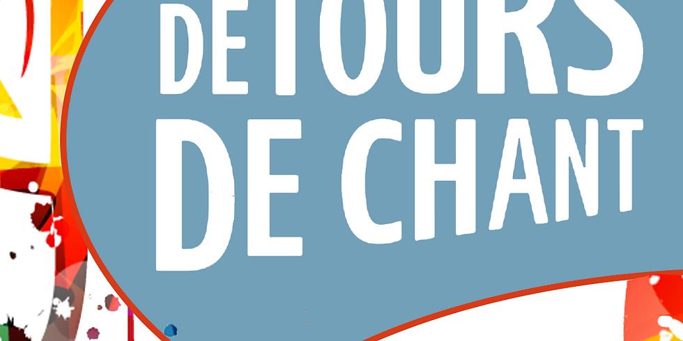 Les Coups de Pousses | Festival Détours de Chant (ANNULÉ)